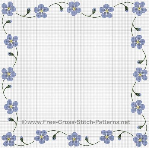 Cross Stitch Borders Floral Cross Stitch Victorian Cross Stitch Cross Stitch Borders