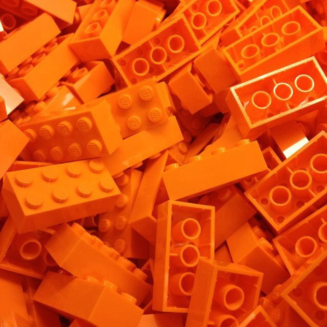 Orange Legos #rememberme #bitchimstillhere