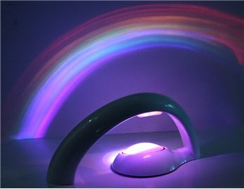 Creative and Romantic Rainbow Lamp (White) YM0313W - $15.15 - Affordable Other toys