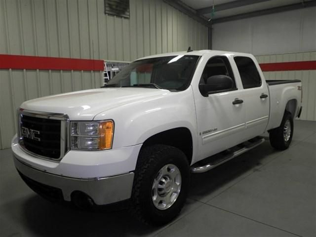 2008 gmc sierra 2500 sle2 crew cab 4wd for sale durham nc cars trucks trucks cars trucks. Black Bedroom Furniture Sets. Home Design Ideas