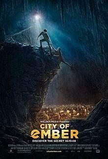 The City Of Ember City Of Ember Fantasy Movies Fantasy Films