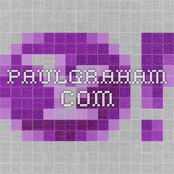 paulgraham.com
