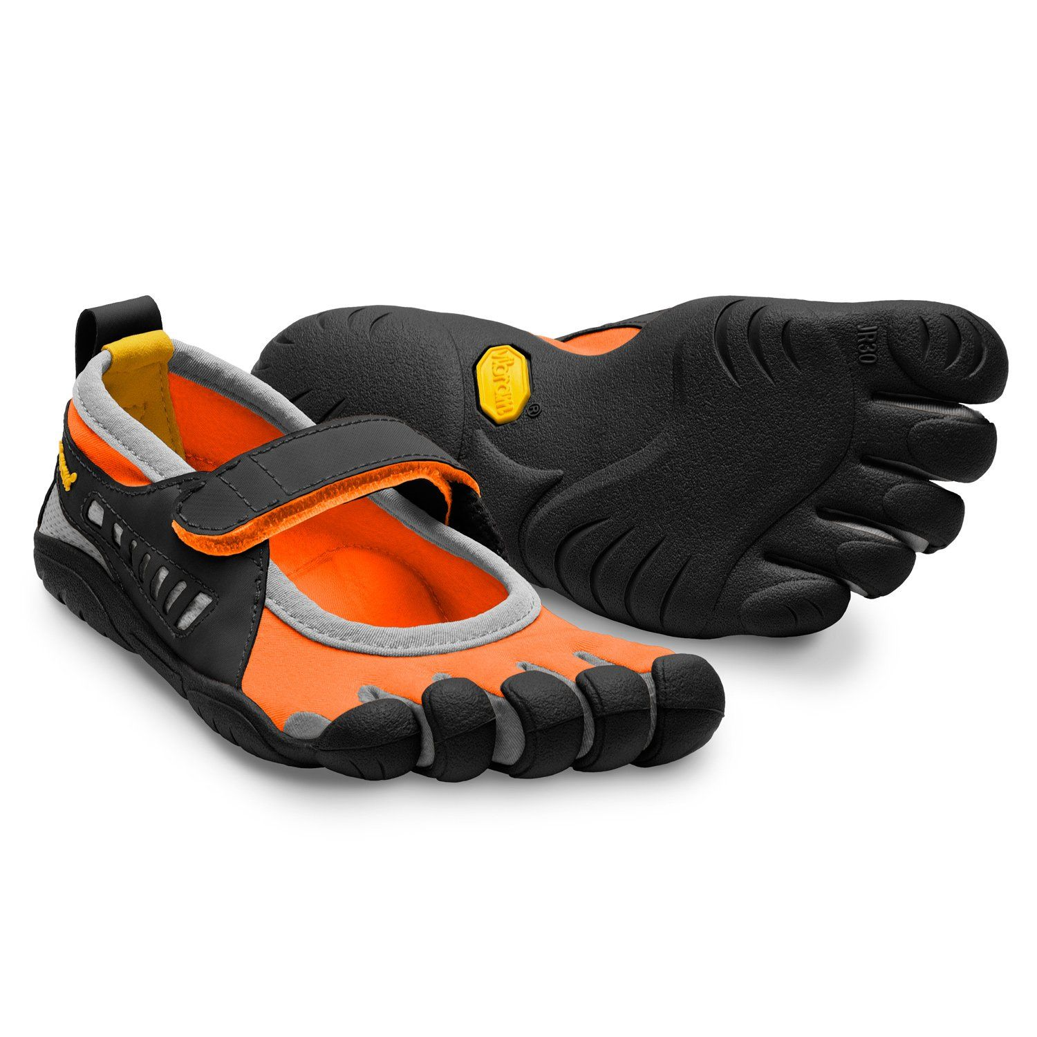 more photos 5e589 544b1 Vibram Fivefingers Sprint Boy s Blue Grey Black-33