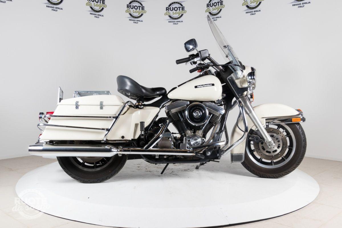 1990 Harley Davidson Other Flht Police Harley Davidson Baggers Harley Harley Davidson [ 800 x 1200 Pixel ]