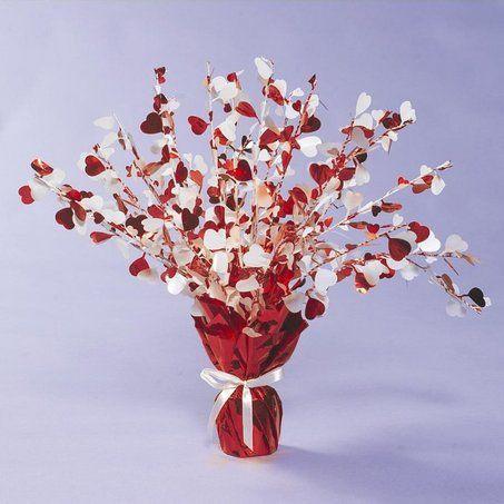 Valentine office decorations