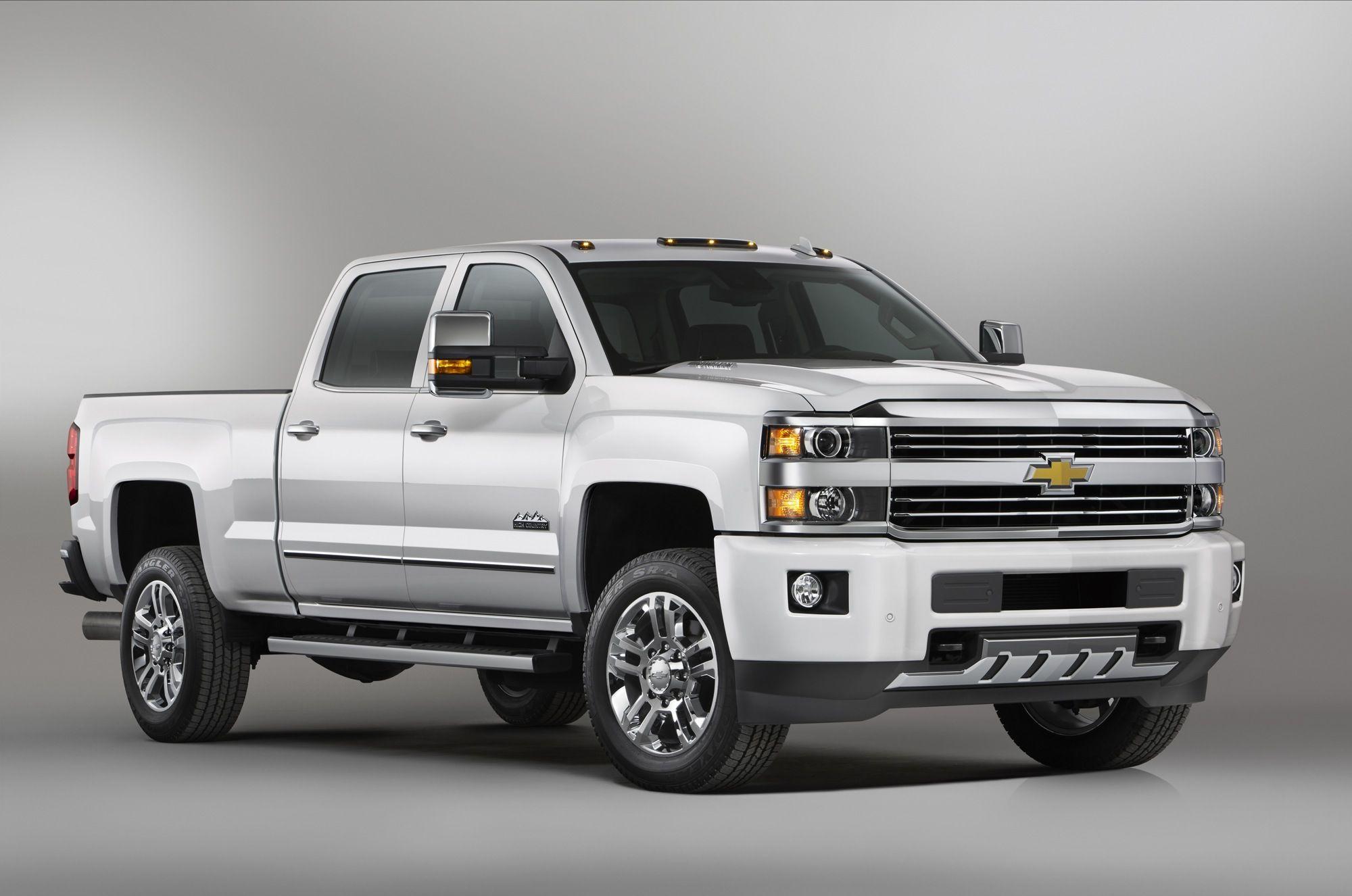 2017 Chevrolet Silverado 2500 Hd High Country Gm Authority