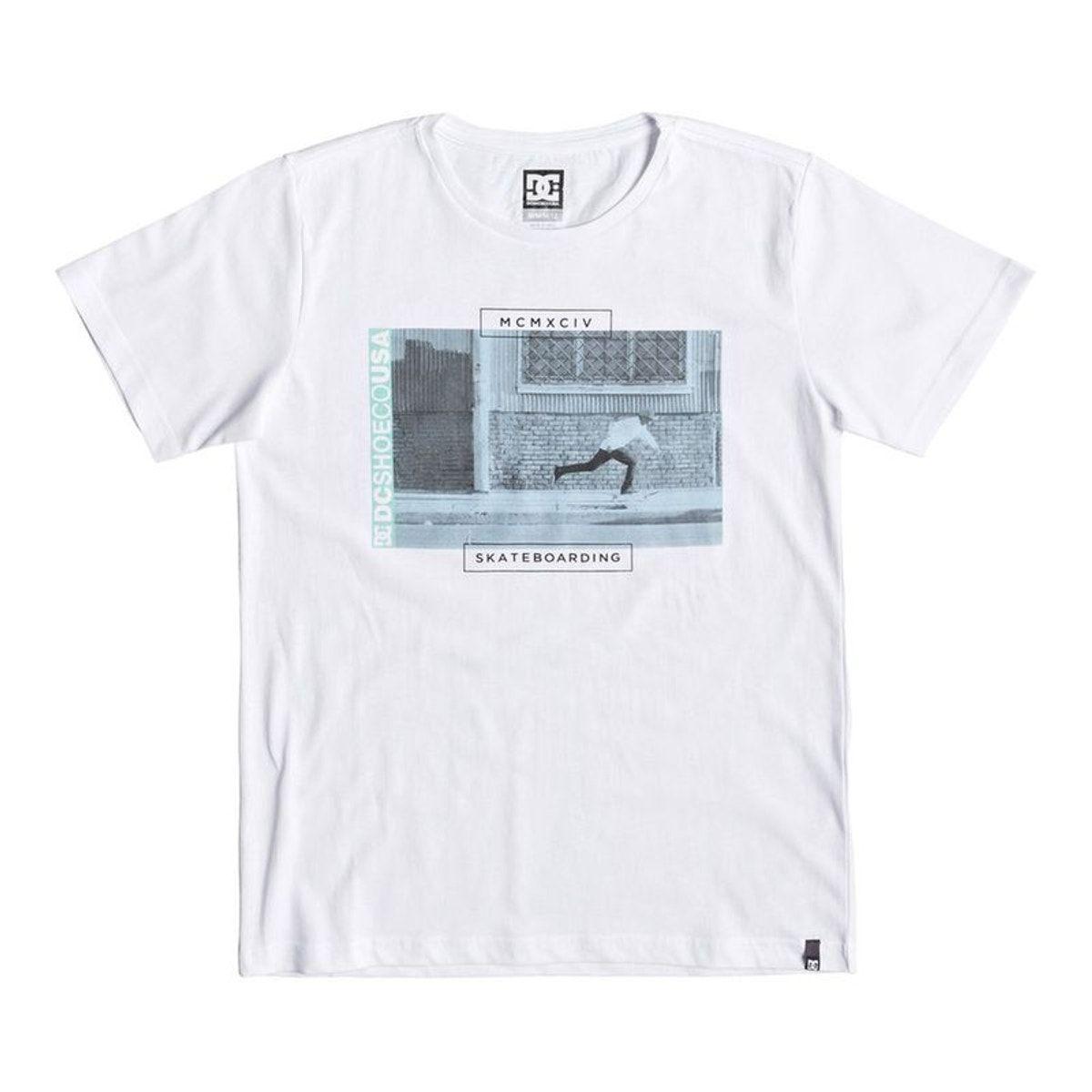 QUIKSILVER Stomped On Camiseta Ni/ños