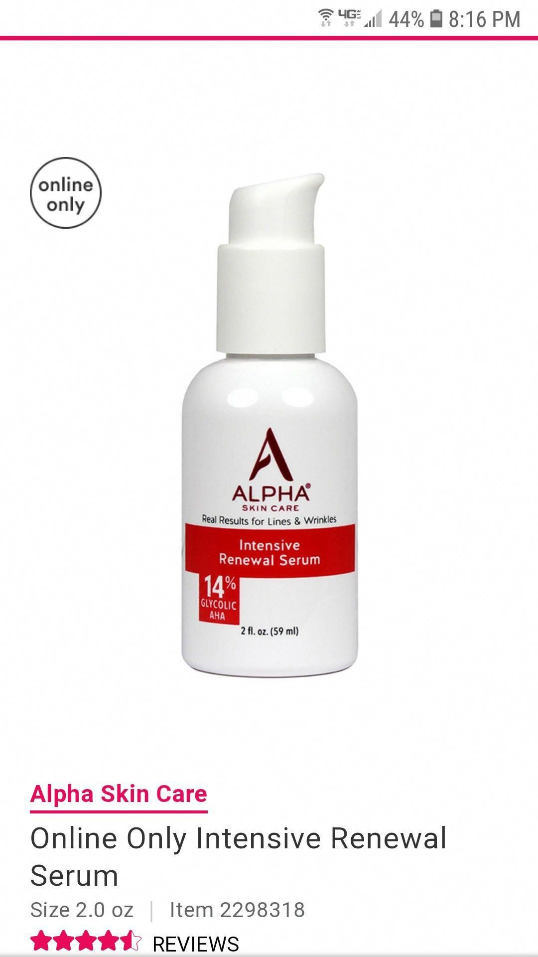 Effective At Home Chemical Peel In 2020 Brown Spots On Face Spots On Face Intensive Renewal Serum