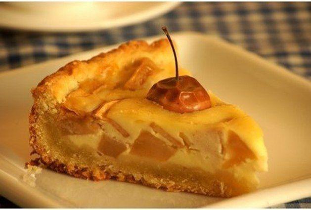Apple pie. | Идеи для блюд, Яблочные пироги и Выпечка с ...