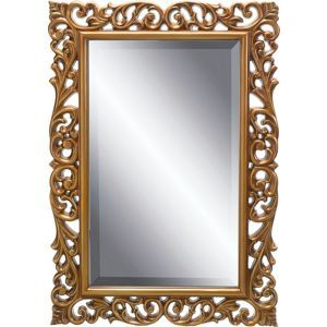 Home of Style Rococco Mirror - Gold