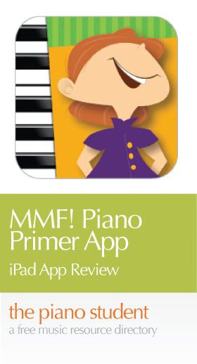MMF! Piano Primer Book App | Musica