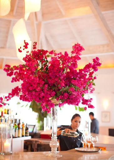 Ideas para centros de mesa 2013 ~ ¡Wow que boda!.. BUGAMBILIAAAS!