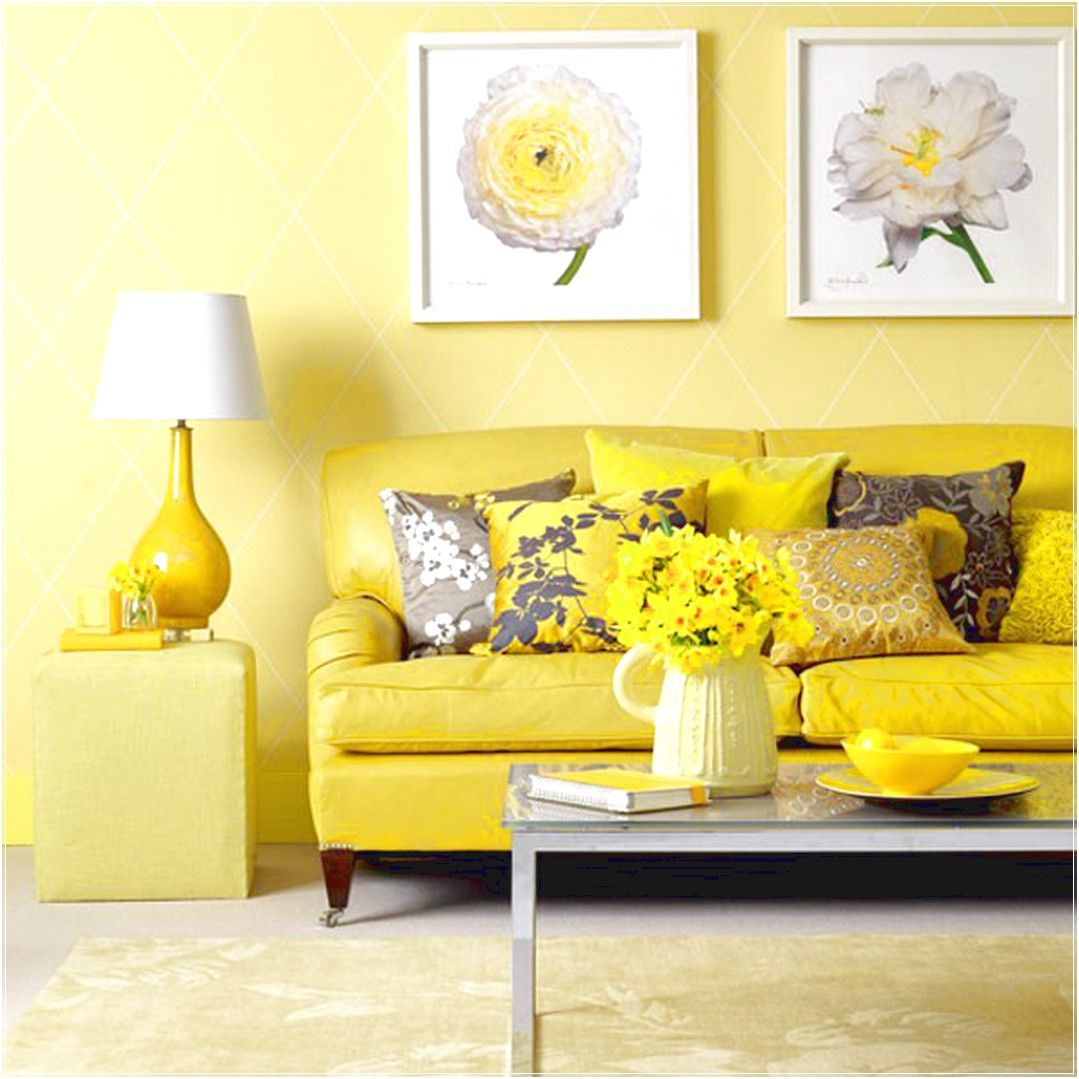 yellow shades interior design , living room | Amarelo | Pinterest ...