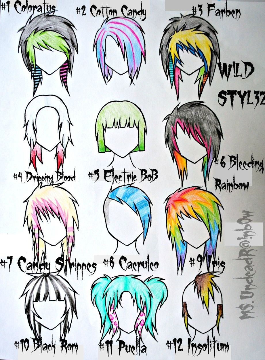 Wild Styles Part 1 by on
