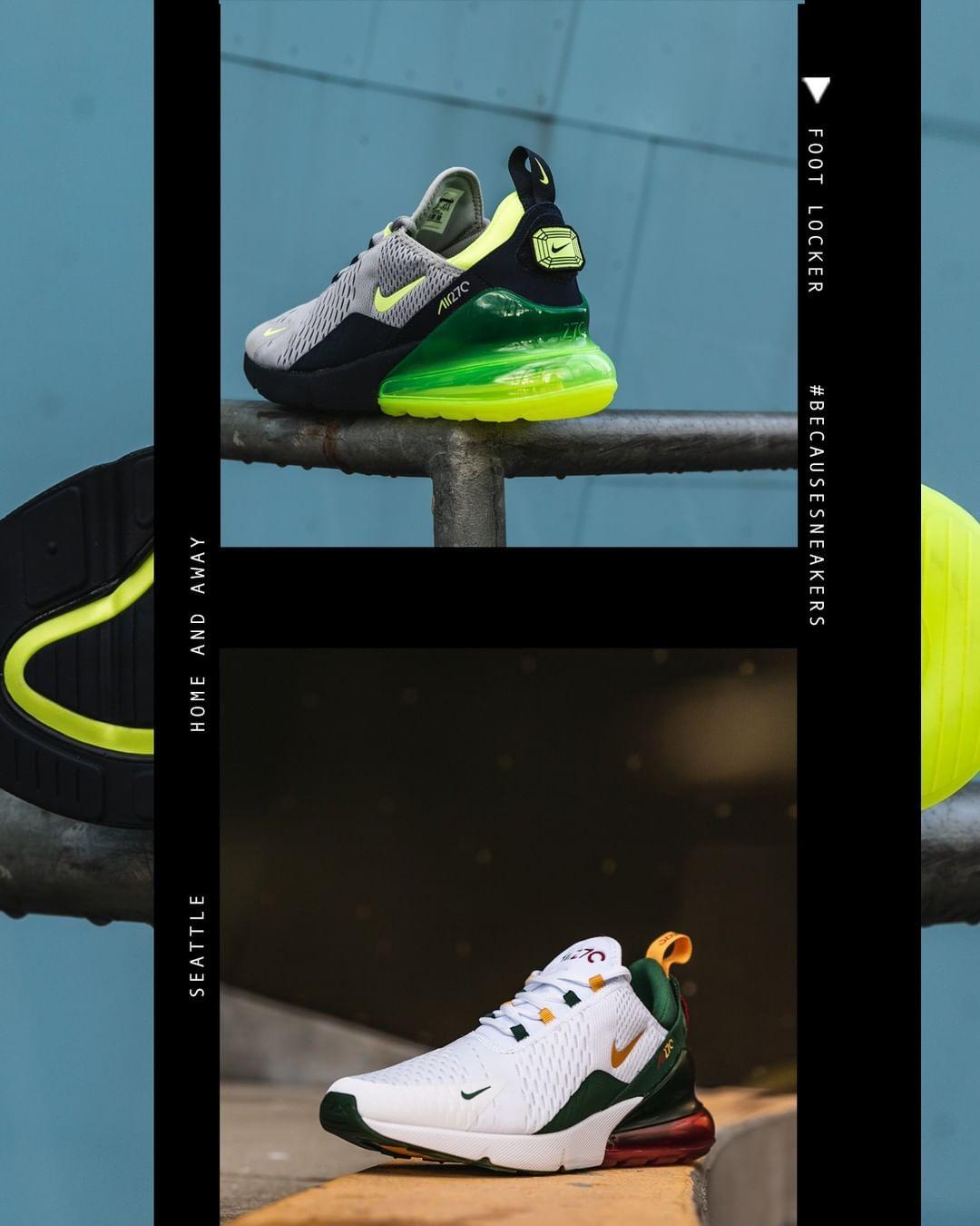 """sneakers for cheap fec3f a0950 Foot Locker on Instagram: """"The 206. #Seattle ..."""