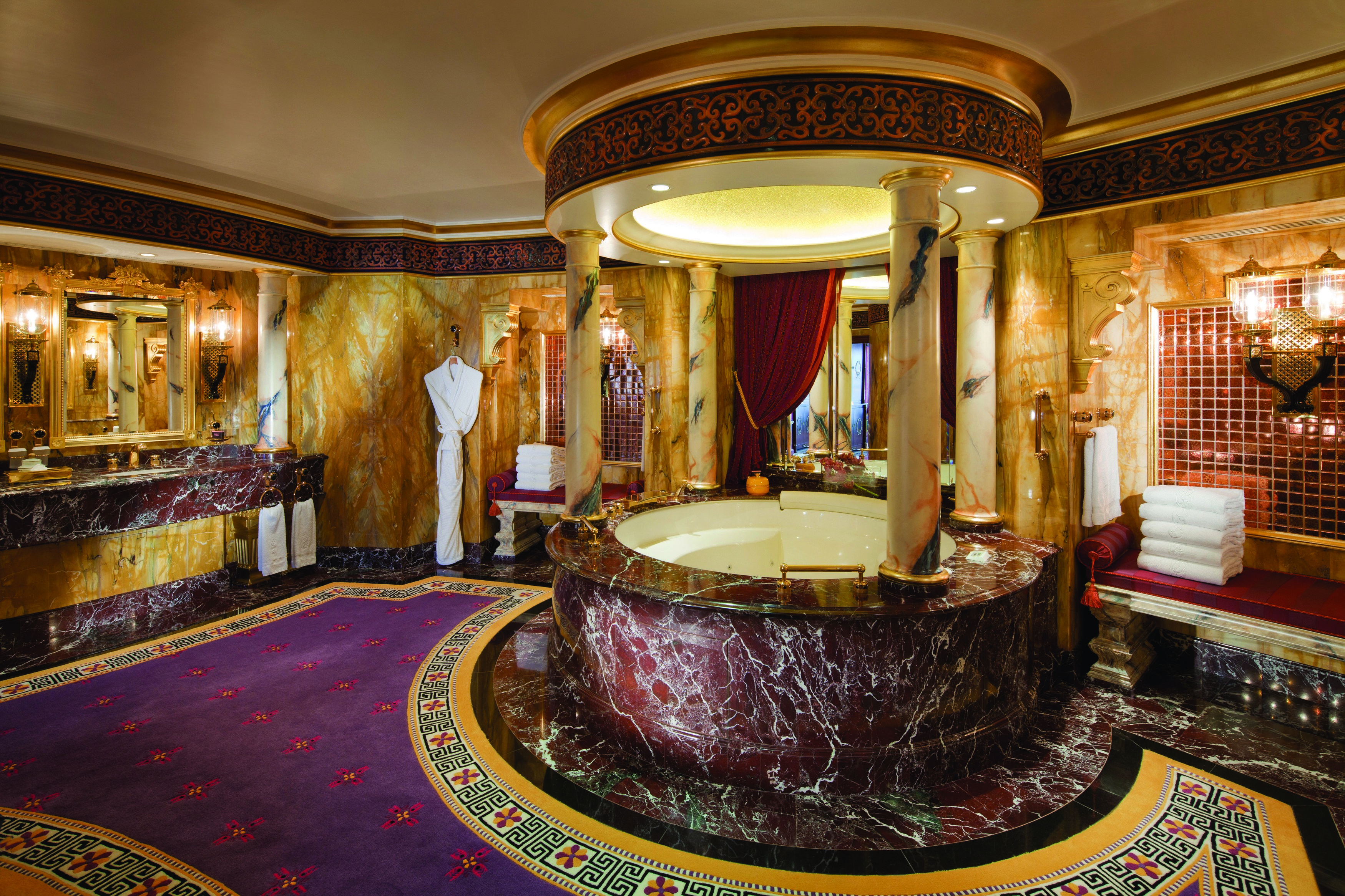The Worlds Most Luxurious Hotel Bathrooms