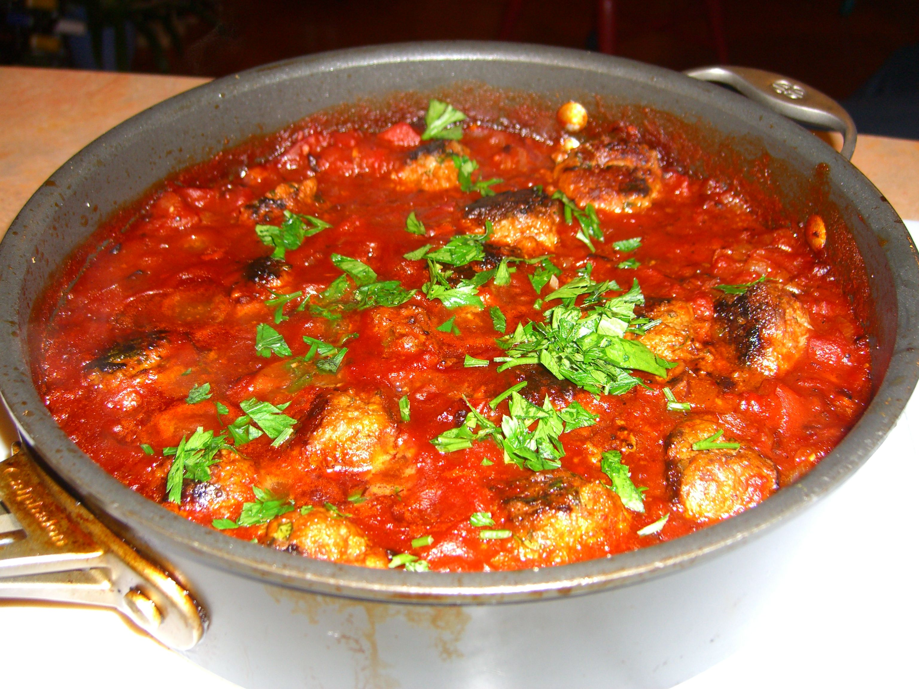 African cuisine north african meatballs and glazed for African cuisine history