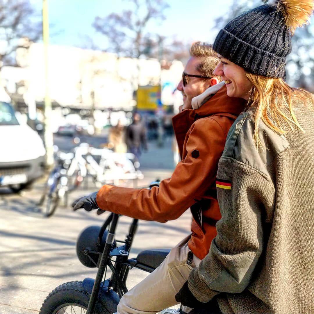 @urbandrivestyle - Putting smiles on faces since 2016. . . . #urbandrivestyle #urbanlifestyle #hotshit #unimoke #ebike #ebiketour #ebikeshop #fatbike #fatbiketour #funbike #custombike #retrobike #utilitybike #adventurebike #urbanbike #bicyclefortwo #tandem #urbanmobility #emobility #bikelifestyle #bikelife