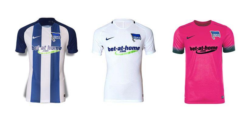 Camisas e Uniformes da Bundesliga 2016-2017 - Campeonato Alemão ... 2e35f4d861b70