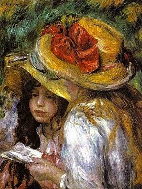 Lectrices - Auguste Renoir   Peintures renoir, Renoir, Art ...