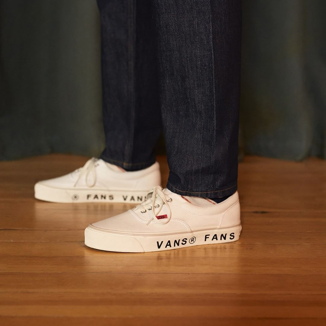 Wood Wood x Vans The OG Era LX is at the center of a tribute to ...
