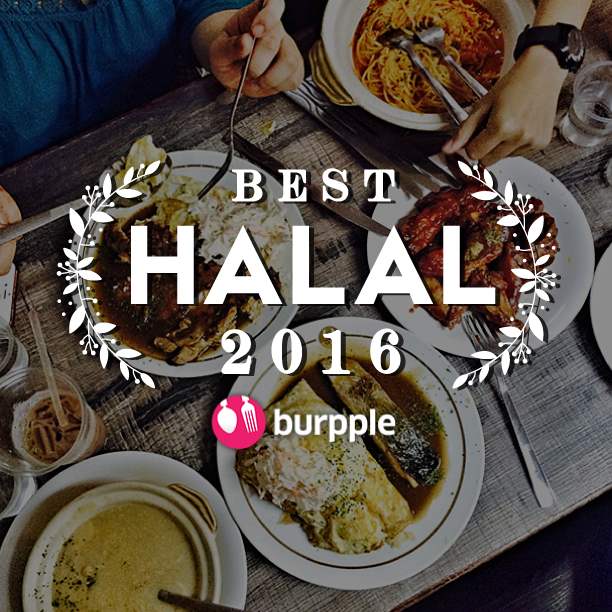 Burpple Best Halal Cafes Restaurants 2016 Halal Cafe Restaurant Gastronomy