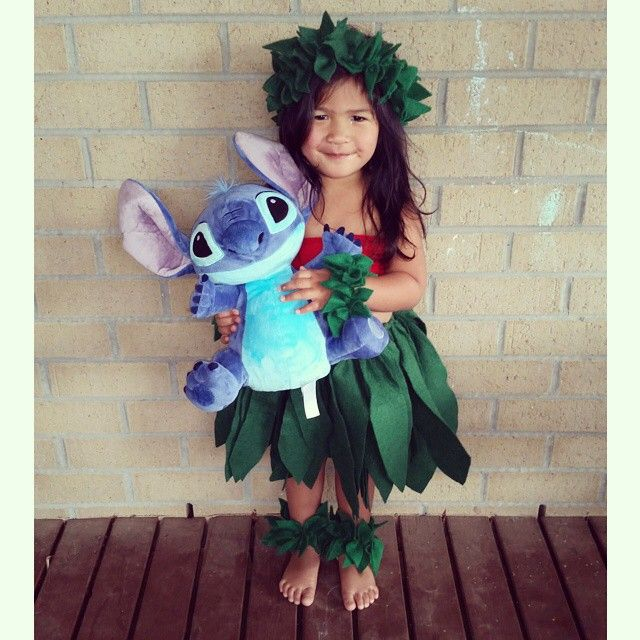 Lilo And Stitch Costume Stitch Halloween Costume Lilo And Stitch Costume Diy Lilo Costume