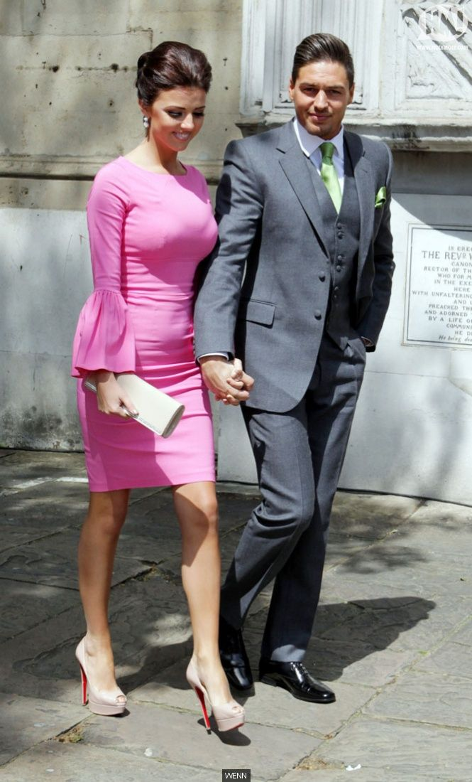 Mario Falcone and Lucy Mecklenburgh Towie style, Fashion