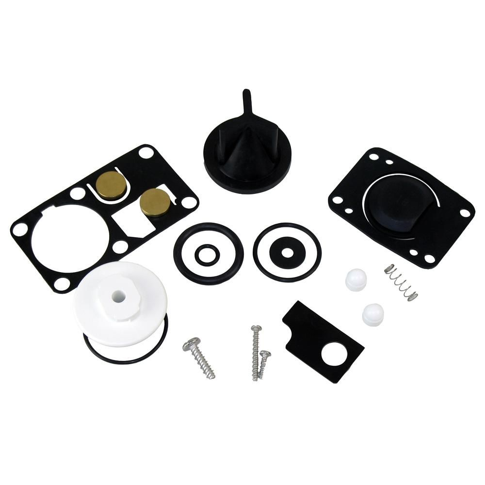 Jabsco Service Kit F 29090 29120 Series 29045 0000 Products Kit Manual Toilet