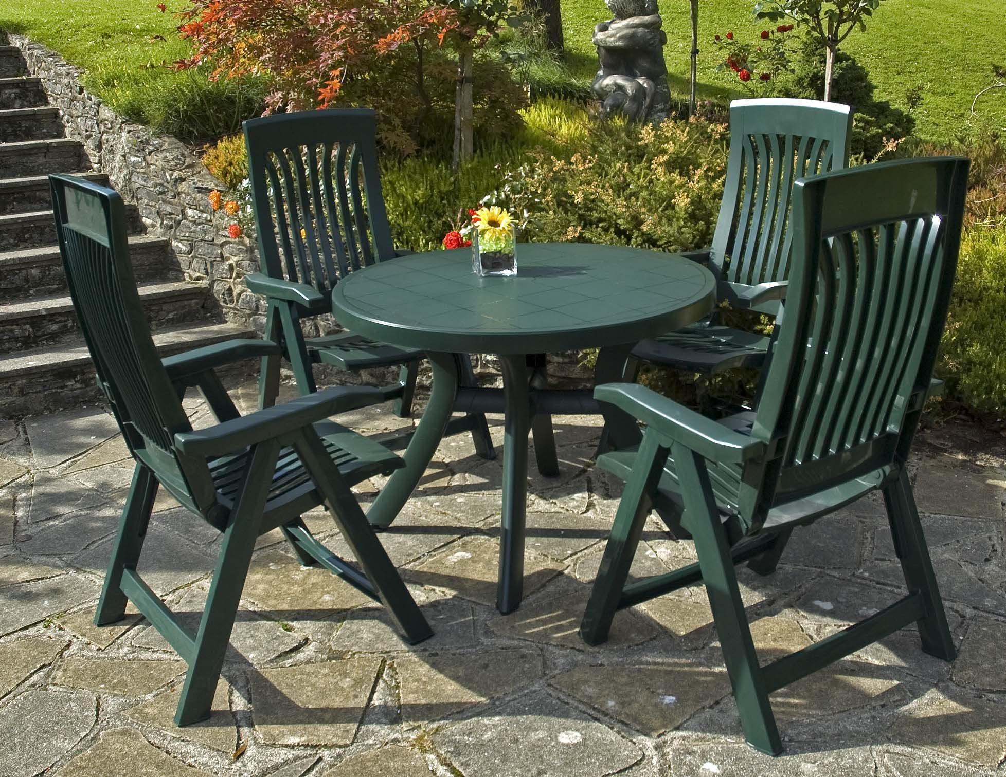 plastic garden furniture plastic patio