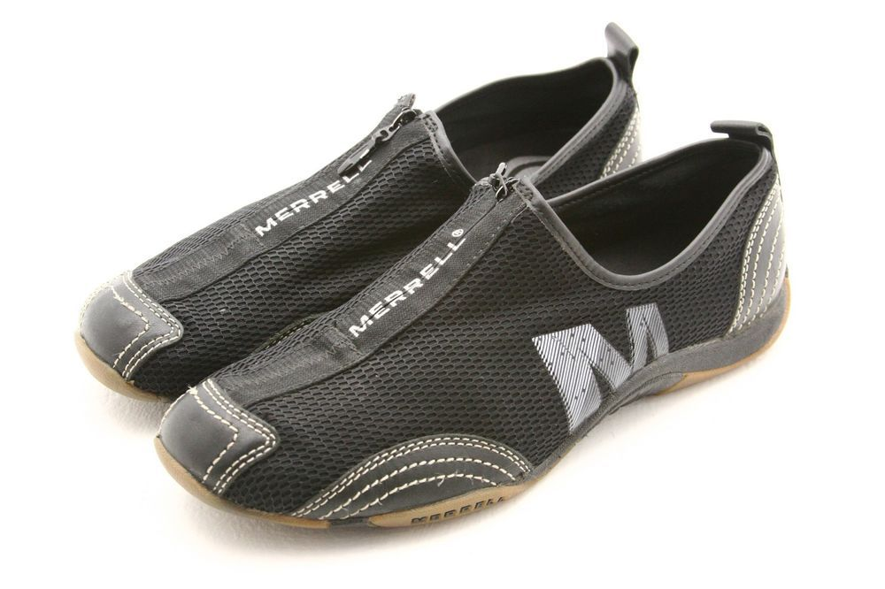 Merrell womens shoes size 8.5 black