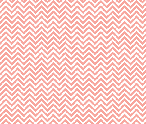 Pink Chevron fabric by sweetzoeshop on Spoonflower - custom fabric