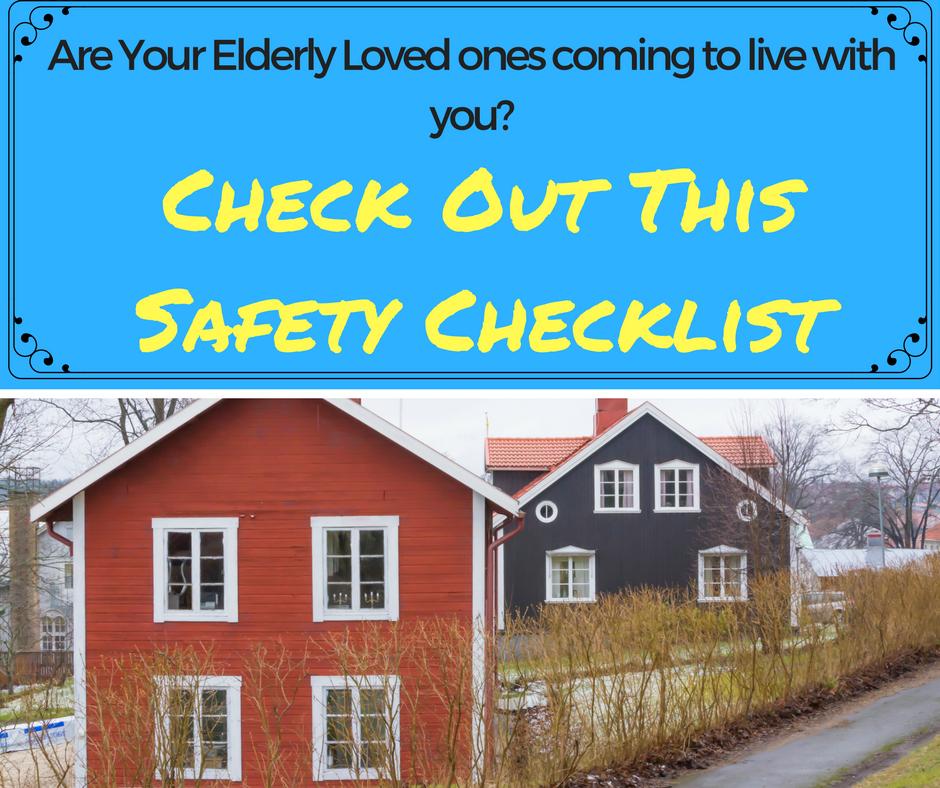 Home Safety Checklist Home safety checklist, Safety