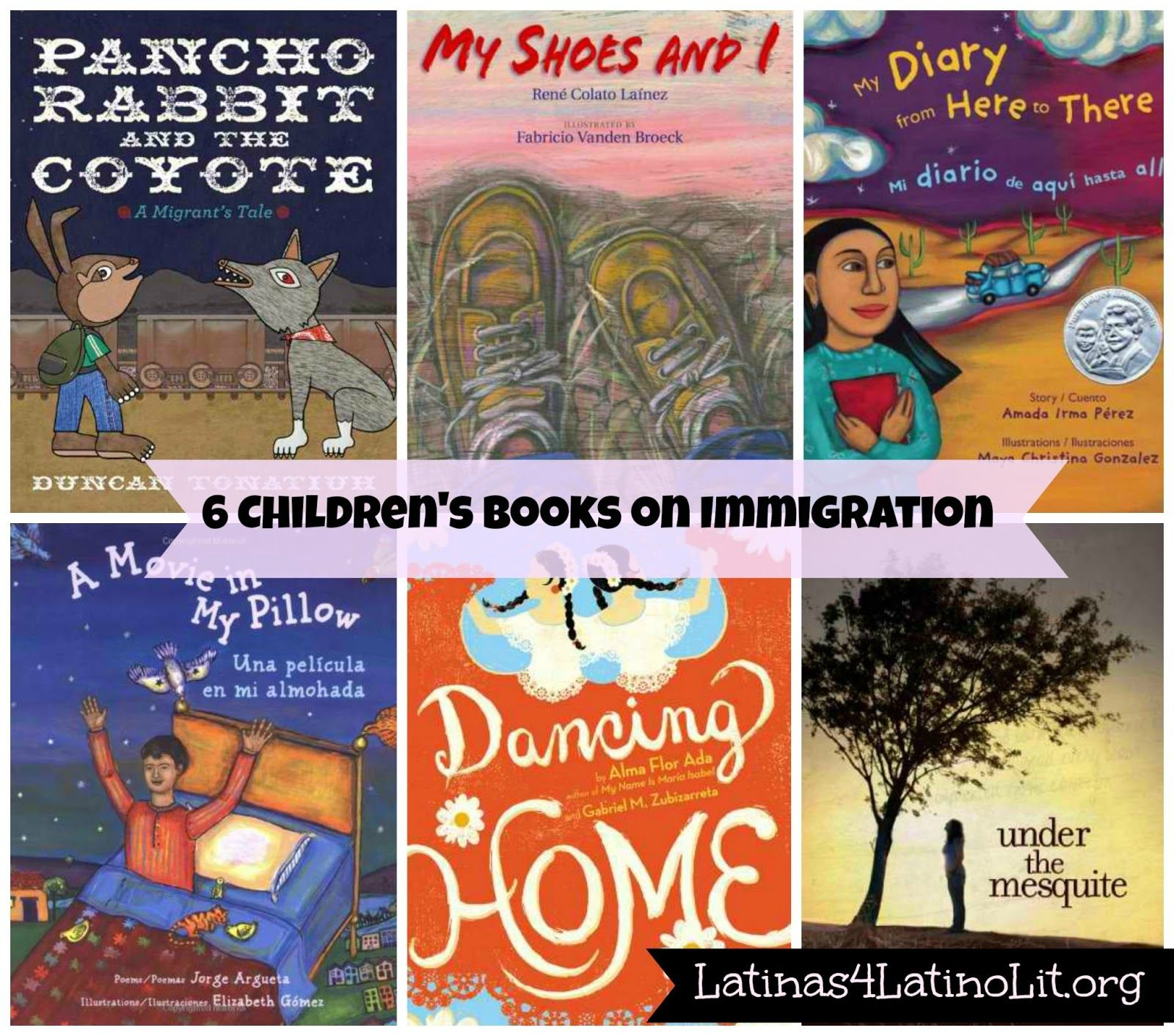 books for latino kids | Children's Books About the ...