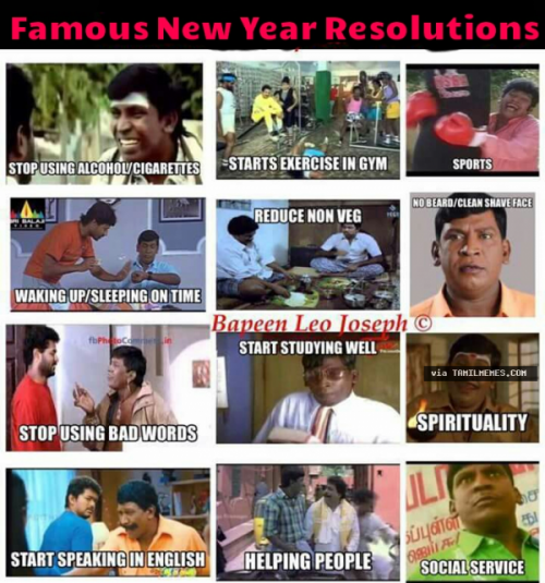 Mostly New Year S Resolutions Are Not Easier To Follow And Many Are Not Keen To Follow Any Resolutions Every Year New Years Resolution New Year Meme Newyear