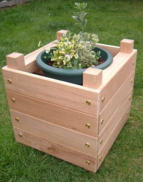 37 Outstanding Diy Planter Box Plans Designs And Ideas 400 x 300