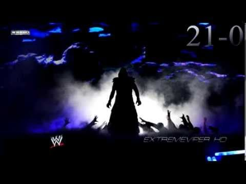 WWE The UnderTaker Theme ( Rest IN Peace ) Quality sound ...