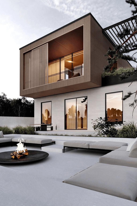 37 Stunning Contemporary House Exterior Design Ideas You Should Copy Today Cont In 2020 Contemporary House Exterior House Designs Exterior Contemporary House Design