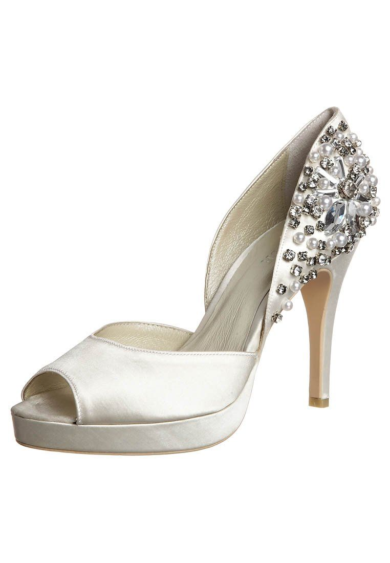 Marfil Bridal Shoes White Wedding Ideas Pinterest Schuhe