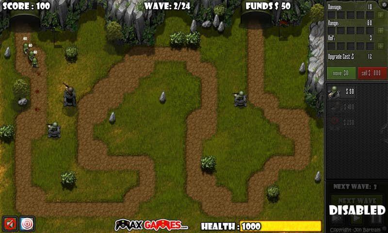 Play Run Frontline Defense 2