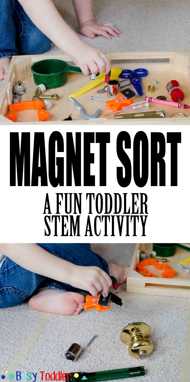 Magnet Sort Stem Activity