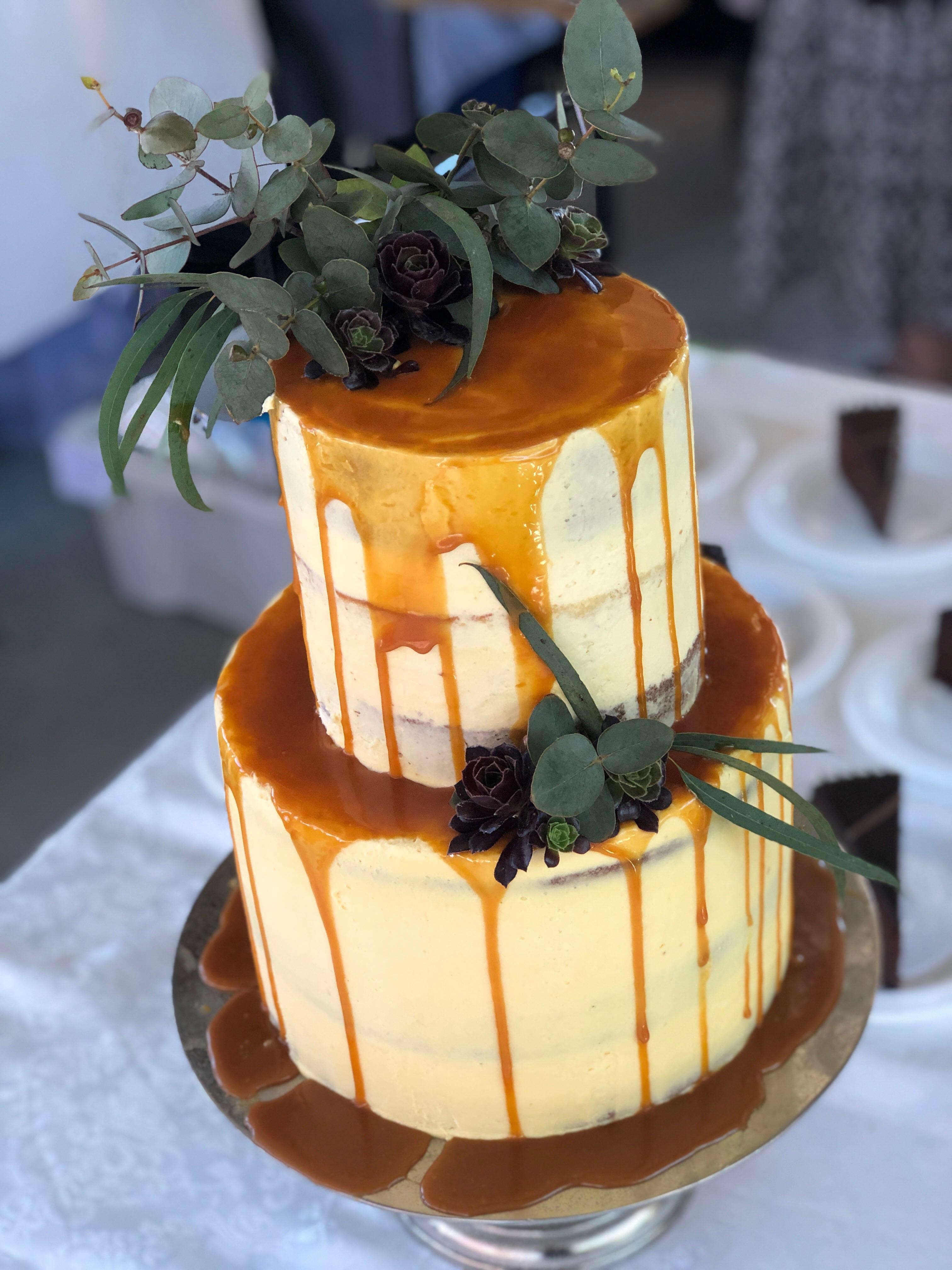 Pin by Julie Eckstrom on Wedding Caramel buttercream