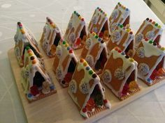 Hexenhaus aus Butterkeksen von SummerJune | Chefkoch #kekseweihnachtenkinder