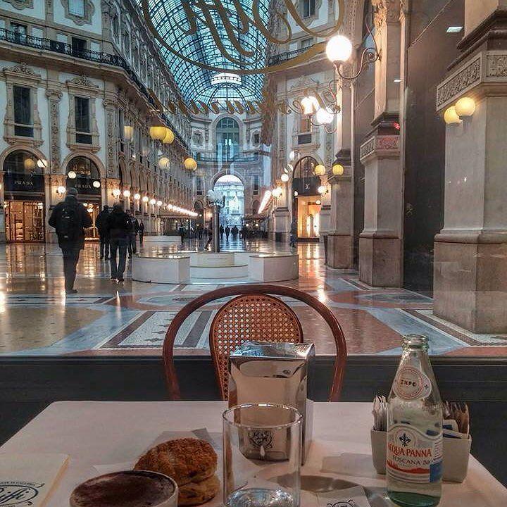 Colazione e via... si comincia! Foto di Bordac Sig Valenge #milanodavedere #Milano