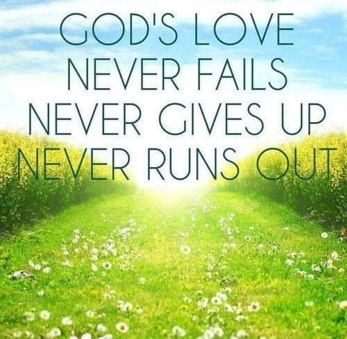 Bible Quotes Never Give Up: God Will Never Fail You,never Give Up On You And Never Run