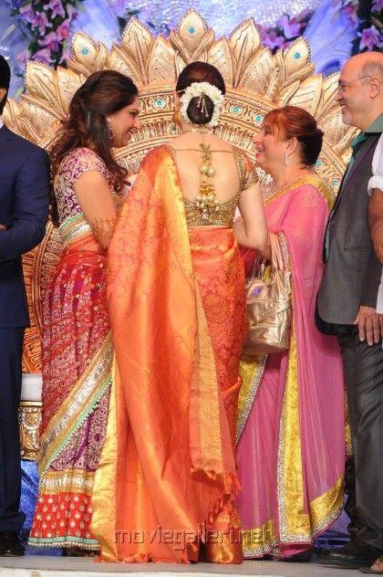 Bollywood Actresses In Kanjivaram Silk Sarees Saree Cinema Wedding Indian Outfits