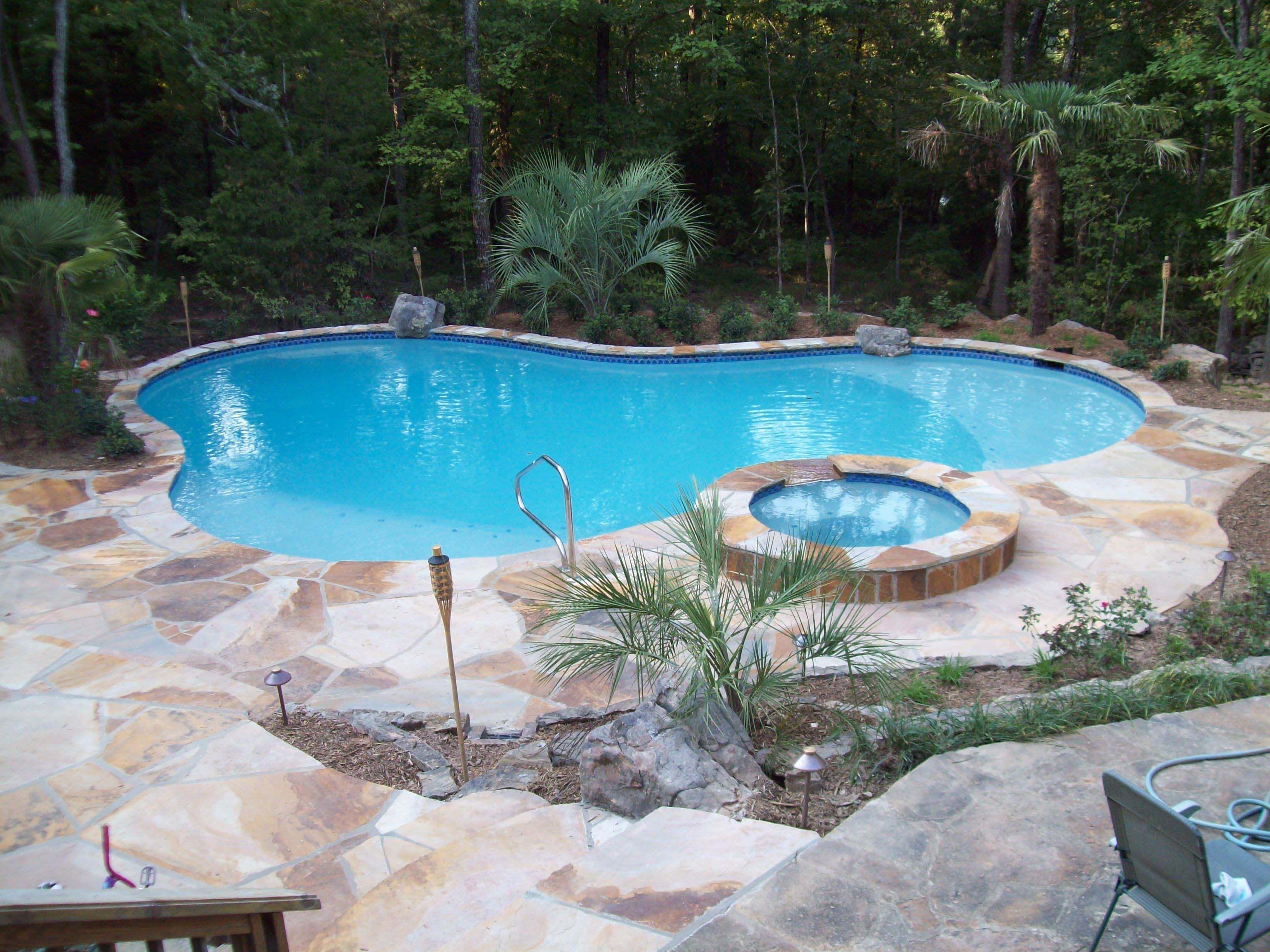 bossier city pool design shreveport pool construction natural