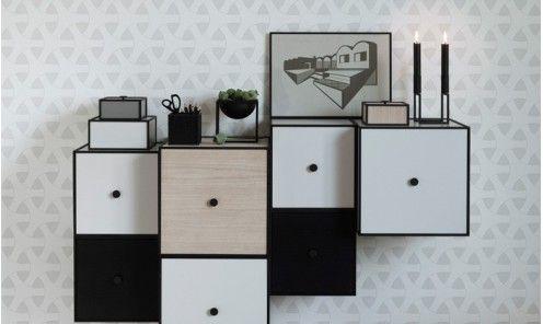 Meuble Tv Composable Et Etagere Scandinave Interior Design Furniture Scandinavian Furniture Storage