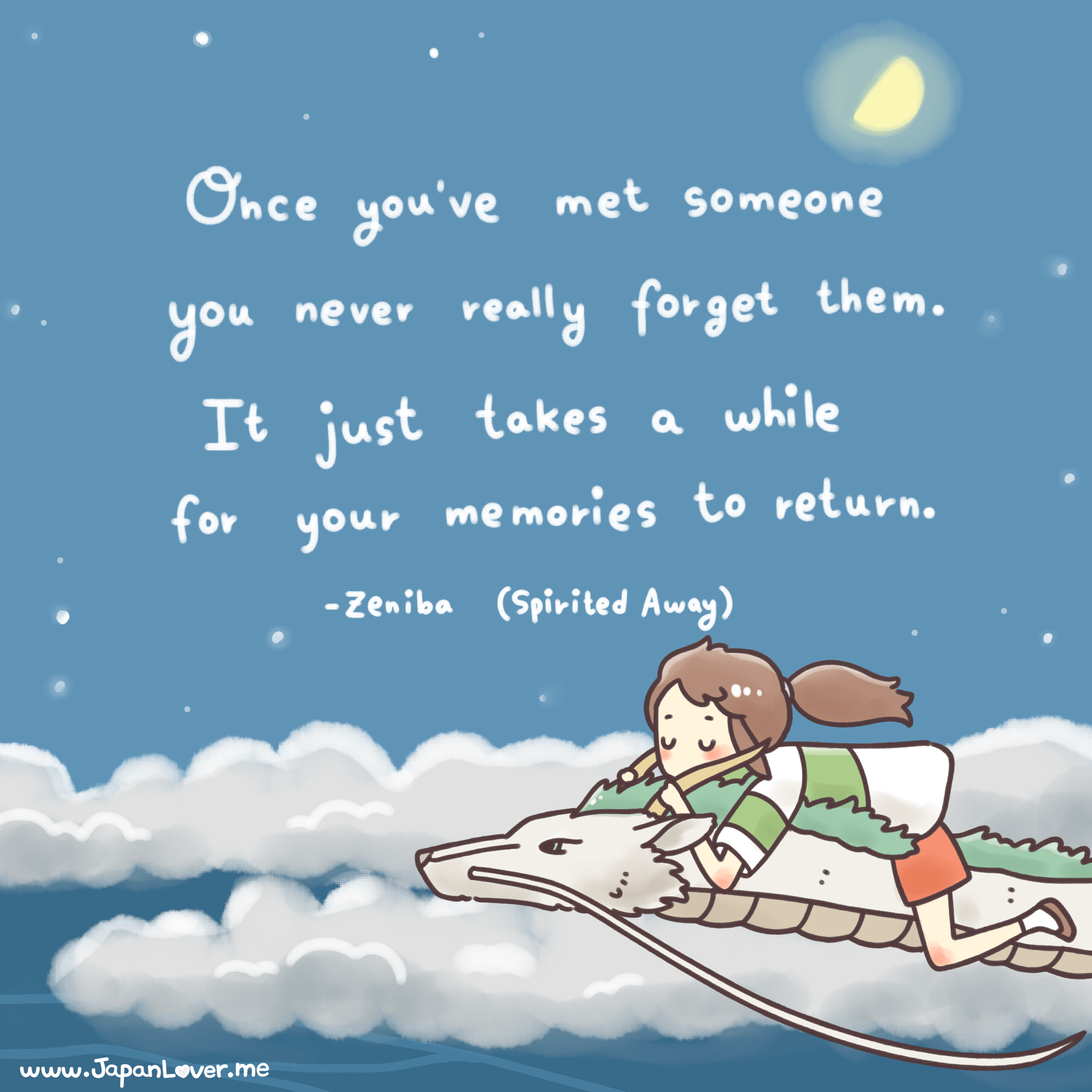 Spirited Away Quotes Enchanting Spiritedawayquote  Spirited Away  Pinterest  Studio Ghibli