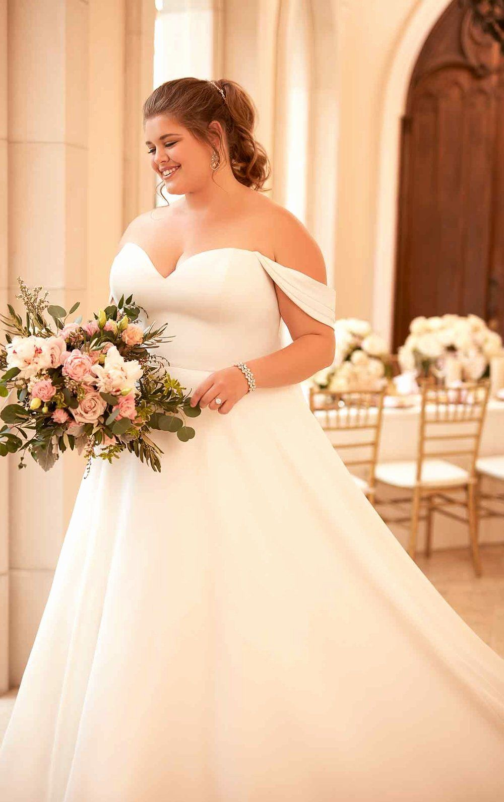 Non Traditional Wedding Dresses Plus Size in 2020 Plus